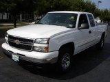 2006 Summit White Chevrolet Silverado 1500 LT Extended Cab 4x4 #16670600