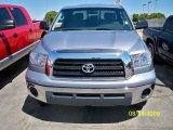 2009 Silver Sky Metallic Toyota Tundra SR5 Double Cab #16688352