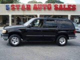 2001 Black Ford Explorer XLT #16683532