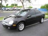 2003 Black Dodge Neon SXT #16676635