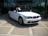 2006 Alpine White BMW 3 Series 325i Convertible #16680878