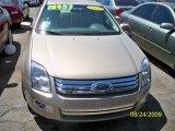 2008 Dune Pearl Metallic Ford Fusion SEL V6 #16688354