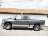 2003 Graphite Metallic Dodge Ram 1500 SLT Quad Cab 4x4 #16732340