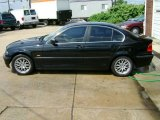 1999 Jet Black BMW 3 Series 328i Sedan #16758480