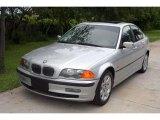 2000 Titanium Silver Metallic BMW 3 Series 328i Sedan #16756396