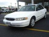 1999 Bright White Diamond Buick Century Custom #16755377