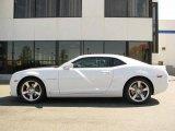 2010 Summit White Chevrolet Camaro SS Coupe #16762584