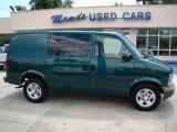 2004 Dark Forest Green Metallic Chevrolet Astro Cargo Van #16758635