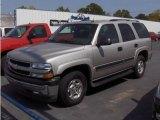 2005 Silver Birch Metallic Chevrolet Tahoe LS #16749957