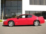 2006 Victory Red Chevrolet Monte Carlo SS #16762629