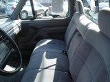 1995 Ford F150 XLT Regular Cab Front Seat