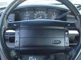 1995 Ford F150 XLT Regular Cab Steering Wheel
