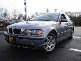 2004 Silver Grey Metallic BMW 3 Series 325xi Sedan #1671643