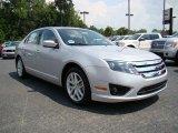 2010 Brilliant Silver Metallic Ford Fusion SEL #16754939
