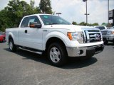 2010 Oxford White Ford F150 XLT SuperCab #16754936