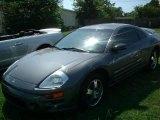 2003 Titanium Pearl Mitsubishi Eclipse GS Coupe #16763296