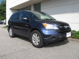 2007 Royal Blue Pearl Honda CR-V EX 4WD #16759013