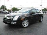 2008 Black Ebony Ford Fusion SEL V6 #16762410