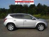 2006 Brilliant Silver Metallic Nissan Murano SL AWD #16763110
