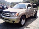 2003 Toyota Tundra SR5 Regular Cab 4x4 Data, Info and Specs