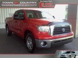 2008 Radiant Red Toyota Tundra SR5 TRD Double Cab #16847225