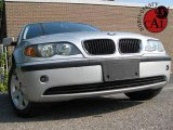 2003 Titanium Silver Metallic BMW 3 Series 325i Sedan #16840858
