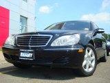 2004 Black Mercedes-Benz S 430 4Matic Sedan #16843843