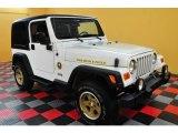 2006 Stone White Jeep Wrangler Sport 4x4 Golden Eagle #16846045