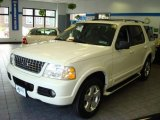 2003 Ford Explorer Ceramic White Tri Coat
