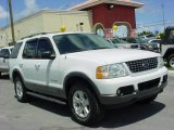 2004 Oxford White Ford Explorer XLT #16845523