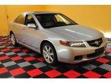 2005 Satin Silver Metallic Acura TSX Sedan #16846037