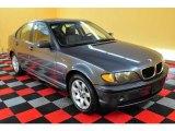 2003 Grey Green Metallic BMW 3 Series 325i Sedan #16846051