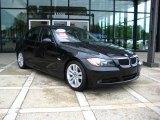 2006 Jet Black BMW 3 Series 325i Sedan #16840494
