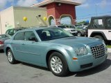 2008 Clearwater Blue Pearl Chrysler 300 LX #16845463