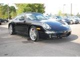 2008 Black Porsche 911 Carrera S Coupe #16845226