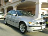 2003 Titanium Silver Metallic BMW 3 Series 325i Sedan #1685484