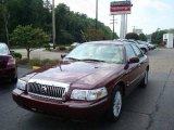 2009 Dark Toreador Red Metallic Mercury Grand Marquis LS #16840112