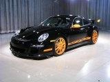 2008 Black Porsche 911 GT3 RS #168080