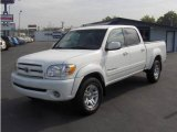 2005 Natural White Toyota Tundra Limited Double Cab 4x4 #16896786