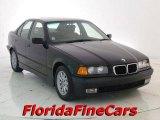 1997 Boston Green Metallic BMW 3 Series 328i Sedan #16898860