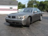 2003 Sterling Grey Metallic BMW 7 Series 745Li Sedan #16909247