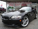 2008 Black Sapphire Metallic BMW M Coupe #16899355