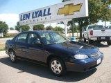 Navy Blue Metallic Chevrolet Classic in 2004