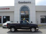 2005 Black Chevrolet Silverado 1500 Z71 Regular Cab 4x4 #16899889