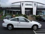 1998 Bright White Chevrolet Cavalier Coupe #16902454