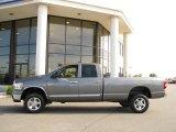 2007 Mineral Gray Metallic Dodge Ram 3500 Big Horn Quad Cab 4x4 #16909486