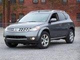 2007 Platinum Pearl Matallic Nissan Murano SE AWD #16902068