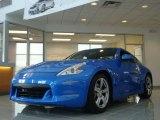 2009 Monterey Blue Nissan 370Z Coupe #16905658