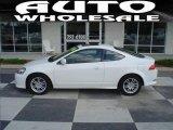 2006 Taffeta White Acura RSX Sports Coupe #16906568