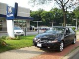 2006 Nighthawk Black Pearl Acura TSX Sedan #16907290